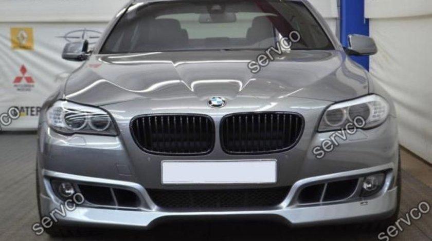 Prelungire tuning sport lip bara fata BMW F10 F11 ACS AC SCHNITZER v5