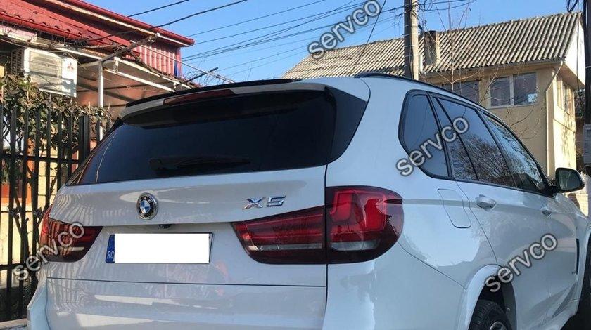 Prelungire tuning sport lip difuzor bara spate BMW X5 F15 pt M Pachet 2013-2018 v1
