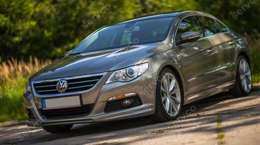 Prelungire tuning sport spoiler bara fata VW Passat CC R line 2008-2012 v1