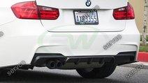Prelungire tuning sport spoiler bara spate BMW F30...
