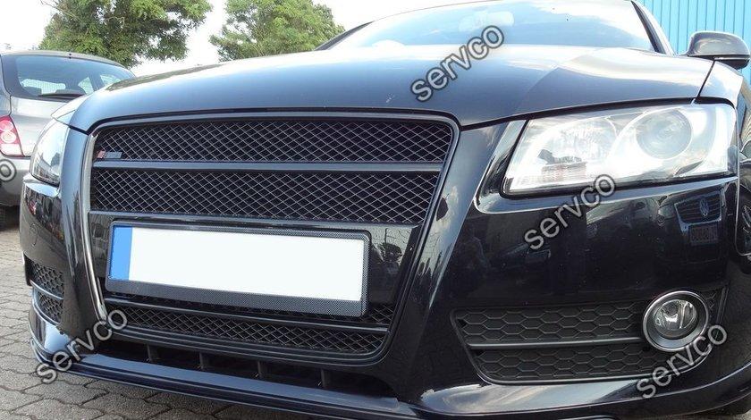 Prelungire VOTEX Sline tuning sport bara fata Audi A5 Coupe Cabrio Sportback S5 RS5 v2