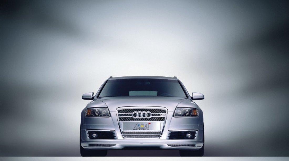 PRElungirea bara fata Audi A6 4f 2005 2010 ABT