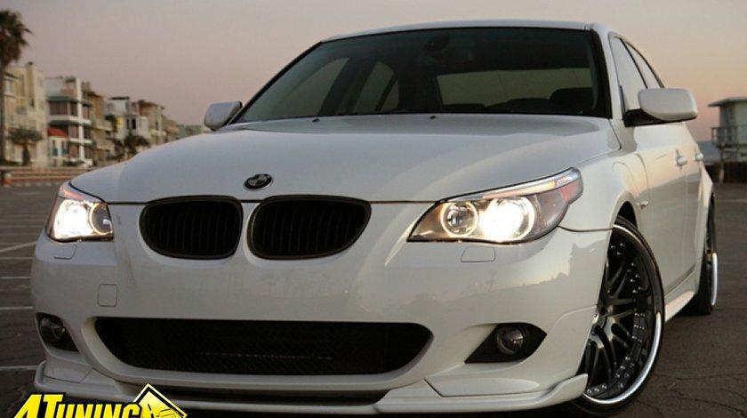 Prelungirea bara fata BMW Seria 5 M Pachet E60