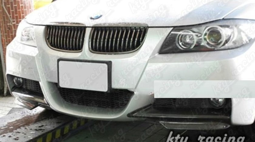PRELUNGIRI  BARA FATA BMW E90 2005-2008 material CARBON