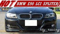 PRELUNGIRI BARA FATA BMW E90 LCI CARBON SPLITERE S...