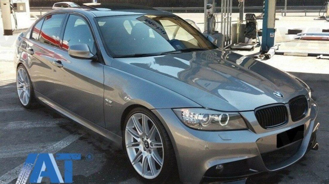 Prelungiri Bara Fata compatibil cu BMW Seria 3 E90 E91 LCI M-Tech Sedan Touring (2008-2011)