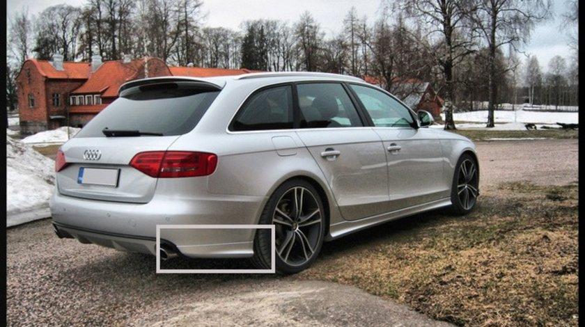 Prelungiri bara spate Audi A4 B8 8K S4 RS4 S line ver5