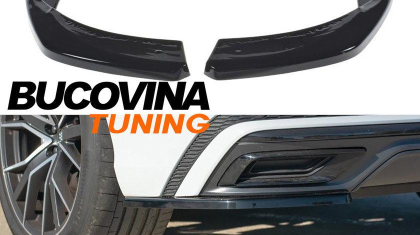 Prelungiri bara spate Audi Q8 S-Line (Dupa 2019)