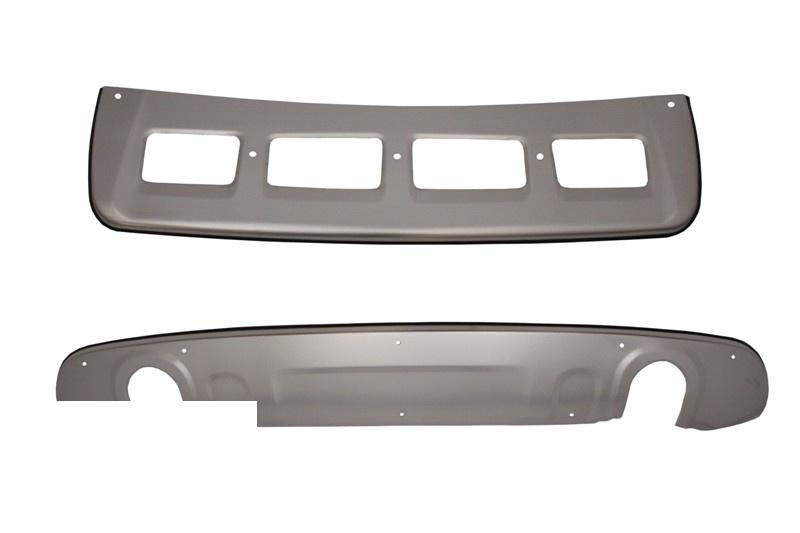 Prelungiri metalice off road Audi Q5 (8R) 2008-2011