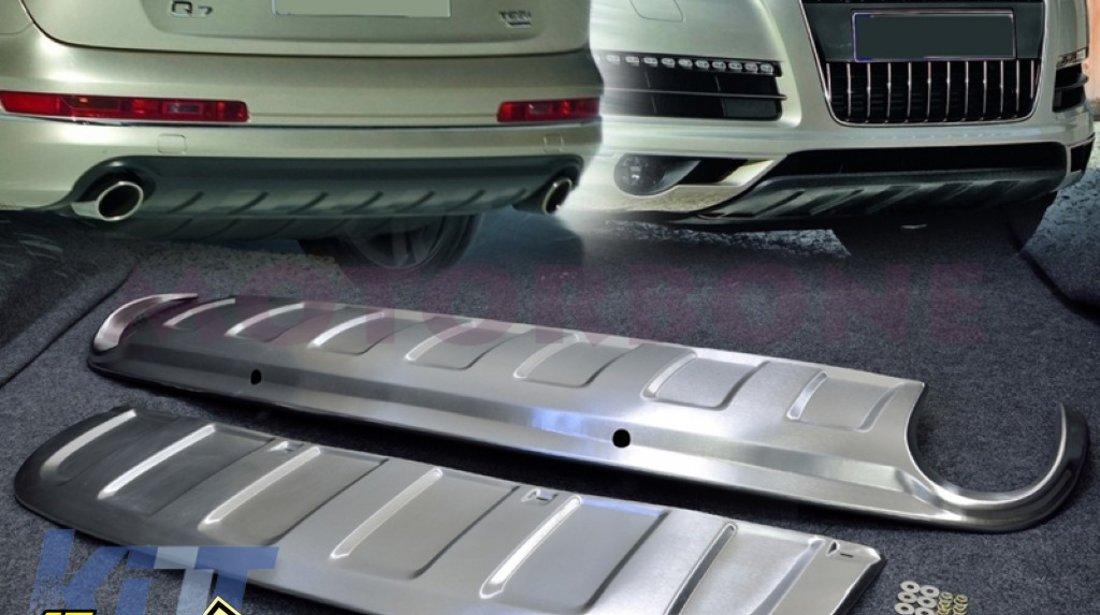Prelungiri Off Road AUDI Q7 Facelift 2010 2013