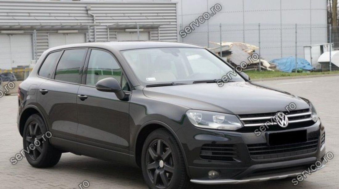 Prelungiri OFF-ROAD Volkswagen VW Touareg 7P MK2 (2010-2014) ver1