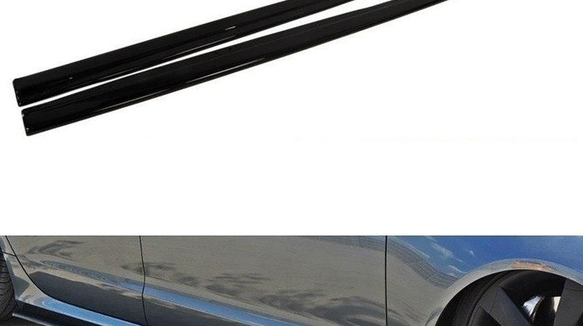 Prelungiri praguri Audi A6 C7 4G S-Line (11-18)