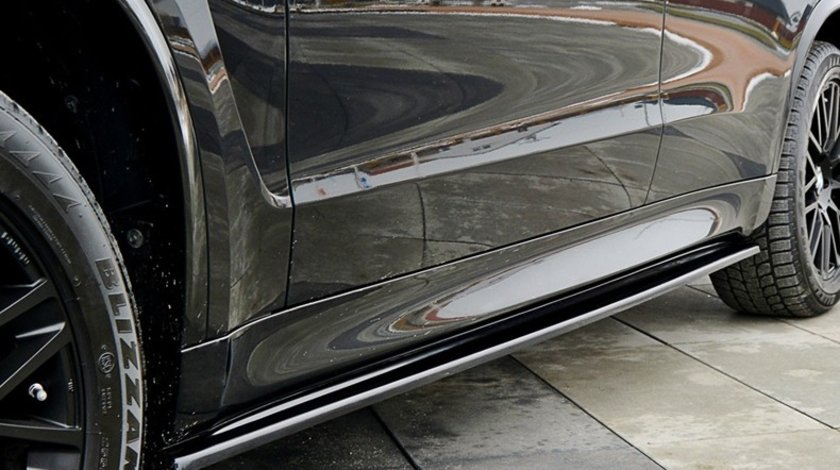 Prelungiri praguri BMW X5 F15 M50d (2013-2018)