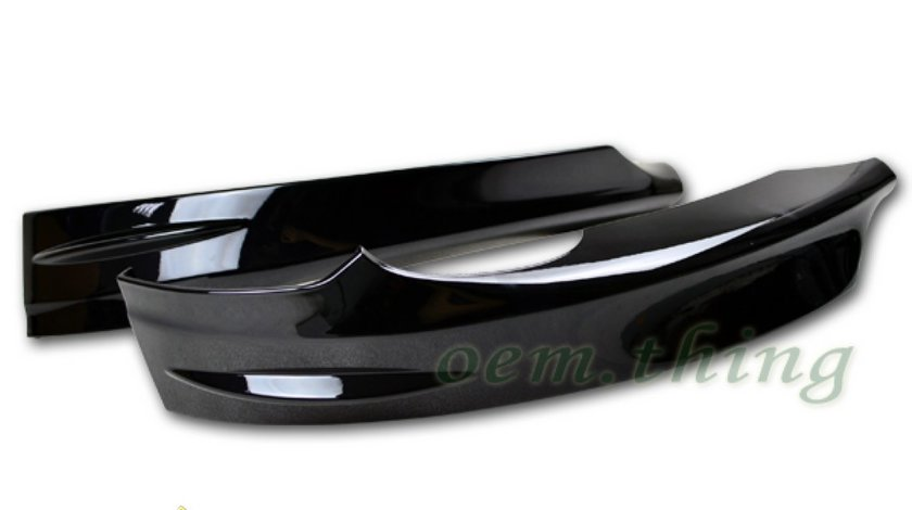 Prelungiri Stanga Dreapta Bara Fata Bmw E93 Seria 3 Cabrio 2007 2011 Pre Facelift
