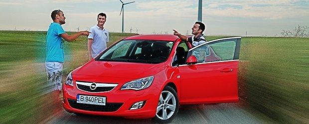 Premiera 4tuning: Test Drive cu sufletul - Opel Astra 2011