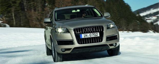 Premiera: Audi dezvaluie noul Q7 30 Year Quattro Edition