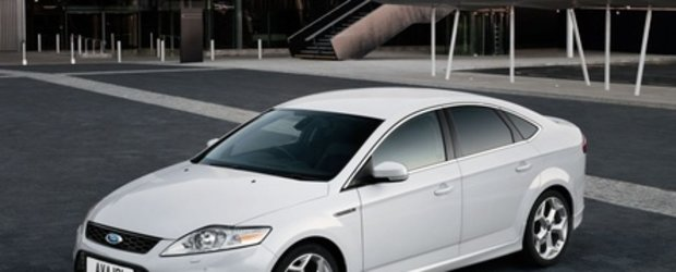 Premiera: Facelift pentru Ford Mondeo
