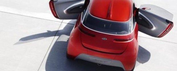 Premiera Ford: Start Concept