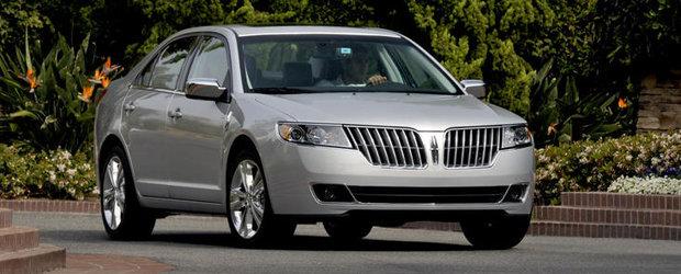 Premiera: Masinile Lincoln vor fi vandute si pe piata din China