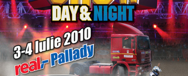 Premiera nationala: 48h de SHOW Total, 3-4 iulie, Real Pallady