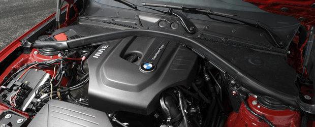 Premiera revolutionara: noua familie de motoare BMW Efficient Dynamics