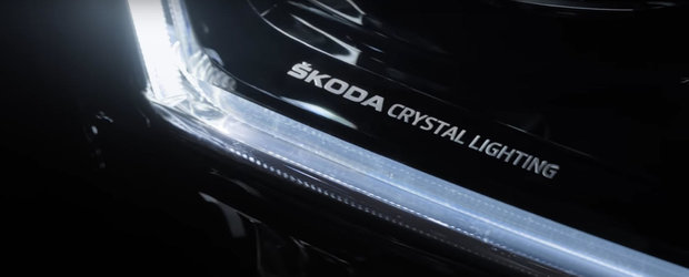 Premiere peste premiere la SKODA. Superb facelift disponibil pentru prima data cu faruri LED Matrix