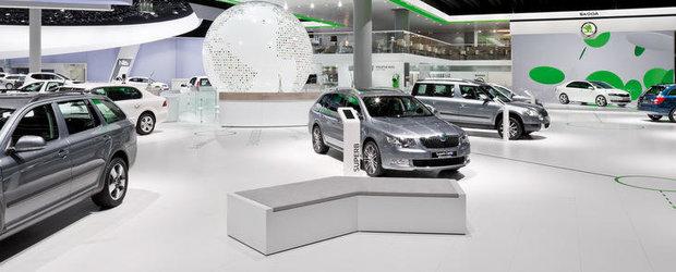 Premiu pentru Skoda la Automotive Brand Contest 2012