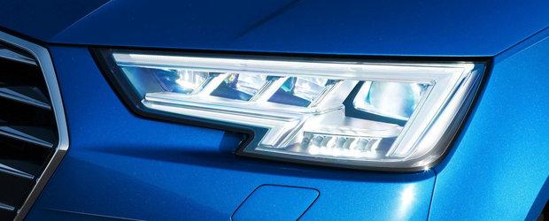 Presa germana arunca bomba: Audi lucreaza la un A4 pe platforma de VW Golf!