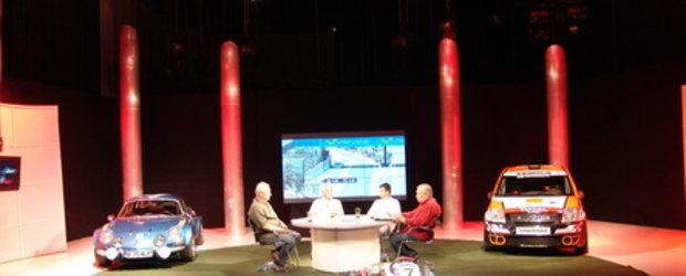 Presedintele FRAS a vorbit despre prezentul si viitorul motorsportului romanesc la