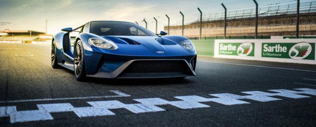 Presiunile fanilor au dat roade. Ford va construi 500 de exemplare GT in plus