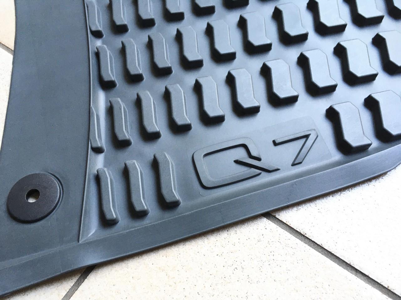 Presuri Originale Gri  - Audi Q7  ( 06' - 15' )