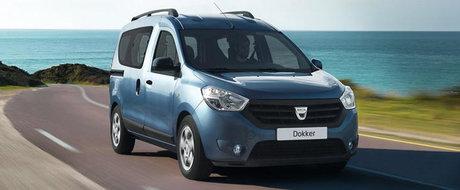 Pret Dacia Dokker: iata preturile si versiunile pentru Dokker si Dokker Van