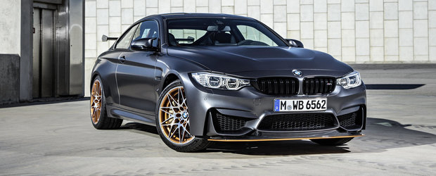 Pretul noului M4 GTS te va soca. Modelul bavarez e mai scump ca un 911 GT3