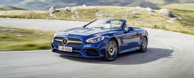 Pretul noului Mercedes SL nu ne incalzeste deloc