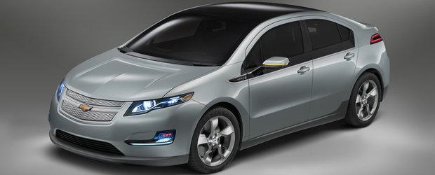 Pretul pentru natura? Chevrolet Volt costa $41.000