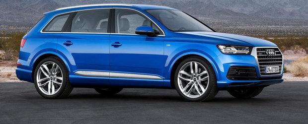 Preturi Audi Q7: Cat costa in Romania noul model?