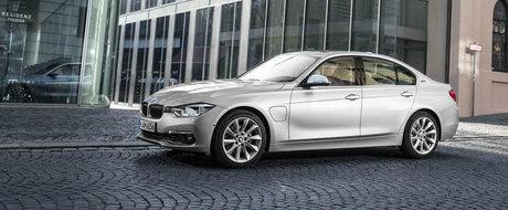 Preturi BMW 330e: Cat costa in Romania masina care consuma sub 2 la suta?