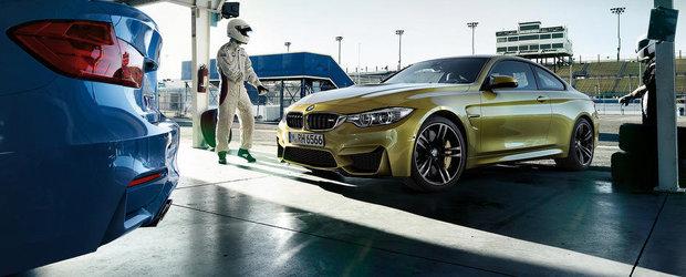 Preturi BMW M4: Cat te va costa inlocuitorul legendarului M3 Coupe
