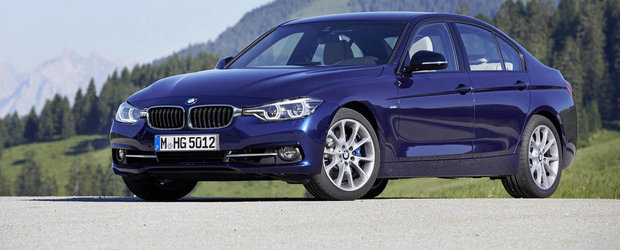 Preturi BMW Seria 3 Facelift: Cat costa in Romania noul model?