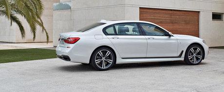 Preturi BMW Seria 7: Cat costa in Romania rivalul Mercedes-ului S-Class