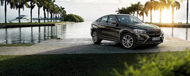 Preturi BMW X6: Cat costa in Romania noul model?