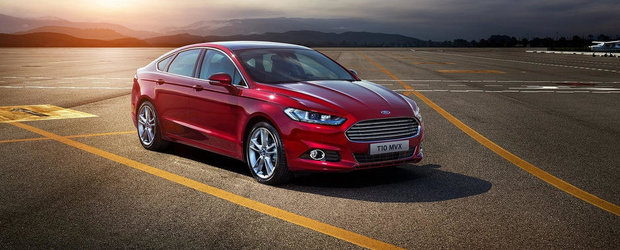 Preturi Ford Mondeo: Cat costa in Romania noul model?