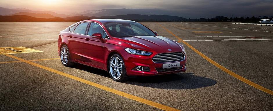 Preturi Ford Mondeo: Cat costa in Romania noul model?