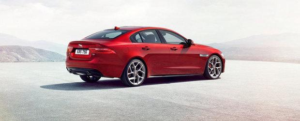 Preturi Jaguar XE: Cat costa in Romania rivalul modelului BMW Seria 3?