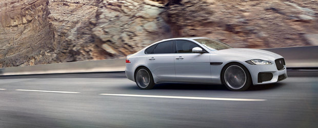 Preturi Jaguar XF: Cat costa in Romania noul model?