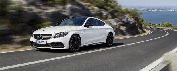 Preturi Mercedes C-Class Coupe: Cat costa in Romania noul model?