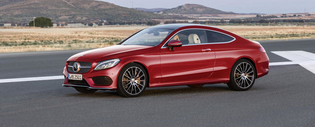 Preturi Mercedes C-Class Coupe: Noul model porneste de la 35.581 euro