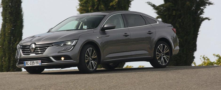 Preturi Renault Talisman: Cu cat se vinde in Romania rivalul lui Passat?