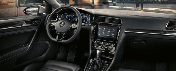 Preturi Volkswagen Golf Facelift: Cat costa in Romania noul Volkswagen Golf Facelift