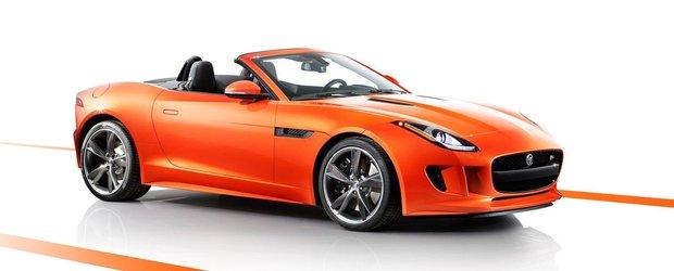 Preturile noului Jaguar F-Type in Romania